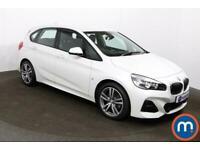 2018 BMW 2 Series 218d M Sport 5dr Step Auto Hatchback Diesel Automatic