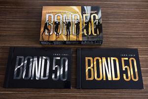 Five Decades of Bond 007