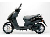 2008 peugeot vivacity 50cc