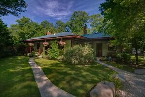 Country bungalow steps from Stoney Lake! Open House Sun. 1 to 3