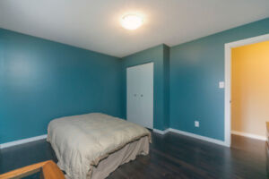 SHORT TERM WELCOME - Master bedroom with ensuite Bathroom