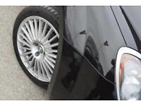 2015 Alfa Romeo Mito 0.9 TB TwinAir Junior (s/s) 3dr Petrol black Manual