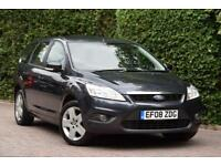'08' Ford Focus 1.6 ( 100ps ) Style Estate A/C ONLY 43,000 MILES