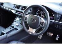 2013 Lexus CT 200h 1.8 F Sport CVT 5dr