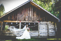 Affordable photography, weddings from only $600
