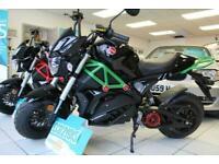 2021 ARTISAN EVO3 72V 30AH ELECTRIC MOTORCYCLE - BRAND NEW / DEMONSTRATOR AVAILB