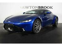 Aston Martin Vantage 4.0 V8 Auto 2dr