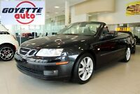 Saab 9-3 Transmission automatique 2007 convertible cuir