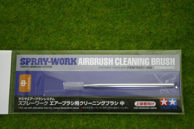 Tamiya Airbrush Cleaning Brush – Standard 74551