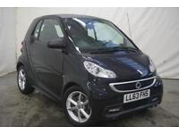 2013 smart fortwo coupe EDITION 21 MHD Petrol black Automatic