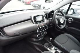 2017 Fiat 500X 1.4 MultiAir Cross Plus (s/s) 5dr Petrol grey Manual