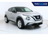 2020 Nissan Juke 5dr 1.0DiG-T N-Connecta DCT Automatic (New Model) Sat Nav Clima