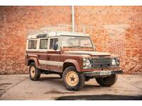 1983 Land Rover One Ten Station Wagon