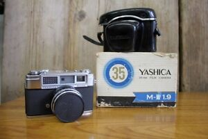 Vintage Japanese Yashica 'Minister' 35mm Camera c.1962 Sydney City Inner Sydney Preview