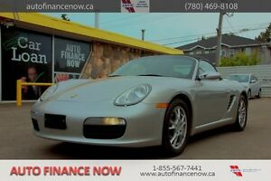 2005 Porsche Boxster OWN ME FOR ONLY $179.99 BIWEEKLY!