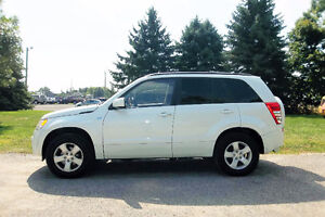 2008 Suzuki Grand Vitara 4WD SUV-  ONE OWNER & JUST 134K!!