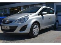 2011 61 VAUXHALL CORSA 1.2i GOOD AND BAD CREDIT CAR FINANCE AVAILABLE