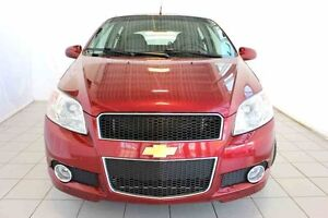 2011 CHEVROLET Aveo 5 LS, HATCH, MP3, CLIMATISATION West Island Greater Montréal image 4