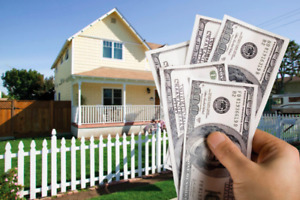 Wanted: HOUSES IN ANY CONDITION, INSTANT CASH OFFERS!