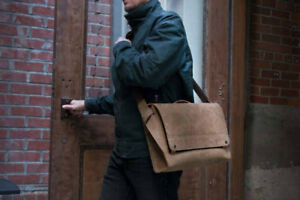 Messenger bag by Waterfield NEW