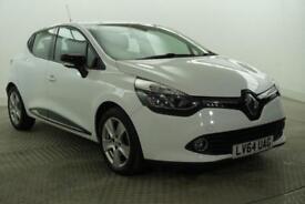 2014 Renault Clio DYNAMIQUE MEDIANAV ENERGY DCI S/S Diesel white Manual