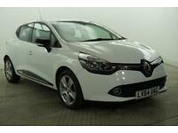 2014 Renault Clio DYNAMIQUE MEDIANAV ENERGY DCI S/S Diesel white Manual