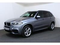 2015 BMW X5 2.0 25d M Sport Steptronic xDrive 5dr (start/stop)