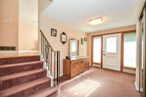 This full 4 level side split house is a rare find. A must see! Kitchener / Waterloo Kitchener Area image 2