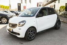 Smart forfour Smart II 2015 Elettric electric drive Passion