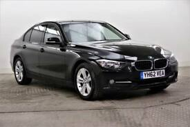 2012 BMW 3 Series 320D SPORT Diesel black Manual
