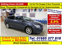 2010 - 60 - TOYOTA AVENSIS TR 2.0 D-4D 5 DOOR ESTATE (GUIDE PRICE)