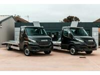 2021 IVECO DAILY HIMATIC LED/BUS PACK 5.2 TONNE RECOVERY/CAR DELIVERY TRUCK