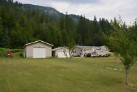 Country Acreage For Sale