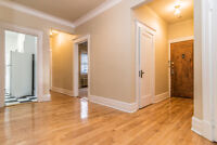 Awesome 5.5 unit available in Lower Westmount - Great price!