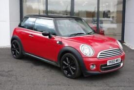 2010 MINI Hatch 1.6 TD Cooper D (Chili) 3dr