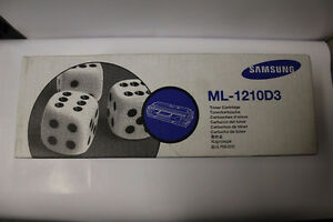 SAMSUNG ML-1210D3 - OEM - ORIGINAL TONER CARTRIDGE - SEALED