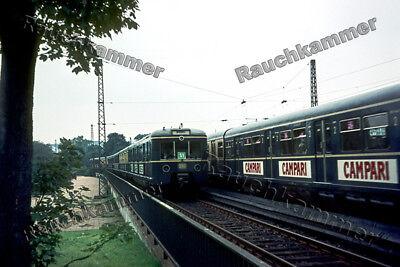 DB S-Bahn  Hamburg 1974 / org. Dia + Datei!  148#08