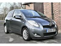 2009 TOYOTA YARIS SR. ONE OWNER AND ONLY 38000 MILES. £30 PER YEAR ROAD TAX.