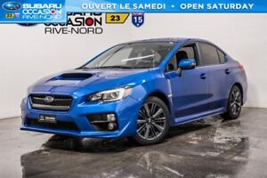Subaru Wrx Sport TOIT.OUVRANT+MAGS+CAM.RECUL 2017
