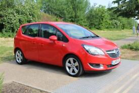Vauxhall/Opel Meriva 1.4i 16v ( 100ps ) 2014.5MY Tech Line