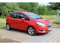 Vauxhall/Opel Meriva 1.4i 16v ( 100ps ) 2014.5MY Tech Line