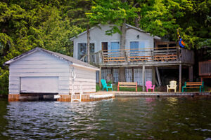 Charleston Lake Rental Cottage - Flip Flop Inn