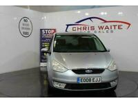 2008 Ford Galaxy ZETEC TDCI MPV Diesel Manual