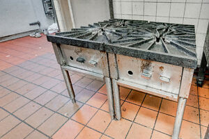 Restaurant Closing- Walk-in Freezer, Stoves, Bar Fridge etc!!!