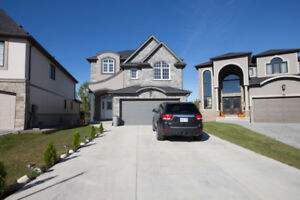 New 2 story with no rear nieghbours plus full in-law in basment