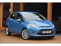 '10' Ford Fiesta 1.4 auto Titanium 5dr A/C AUTOMATIC ONLY 27,000 MILES