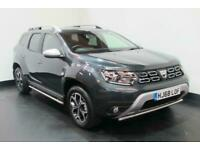 Used, 2018 Dacia Duster 1.5dCi (115bhp) Prestige Blue (s/s) for sale  Salisbury, Wiltshire