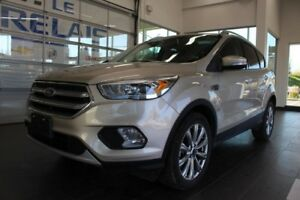 Ford Escape TITATIUM 4WD 2017