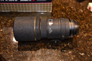 Nikon Tokina ATX 300mm f4 autofocus lens - MINT Kingston Kingston Area image 3