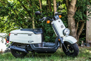 Yamaha C3 50cc Scooter-Ready for Summer!